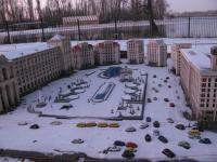 Киев в миниатюре. Майдан.