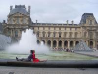 И снова Лувр