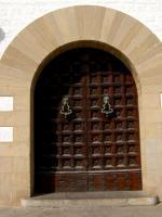 Дверь в крепости г. Ситжес