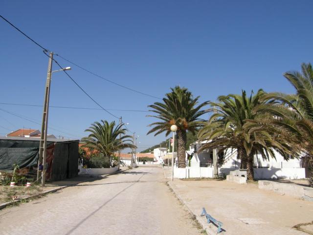 Португалия, в городке Фонте де Телья (Fonte de Telha)