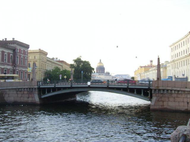 Петербург. Белые ночи.