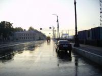 Gentoo White Nights. Петербургское утро.