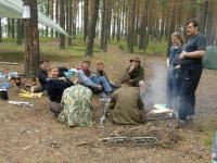Gentoo Summer Camp 2008. Голову потерял...