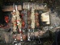 Gentoo Summer Camp 2008. Завтрак.