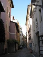 Римские улочки.