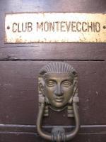Дверная ручка. Рим. Club Montevecchio