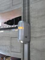 Лифт музея.