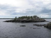 Островок с бериллом