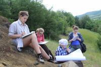 Ведение полевого дневника