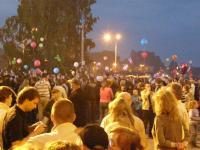 День города Колпино (6 сентября 2008). Концерт группы Сплин.