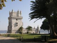 Португалия, Лиссабон. Крепость Белем.