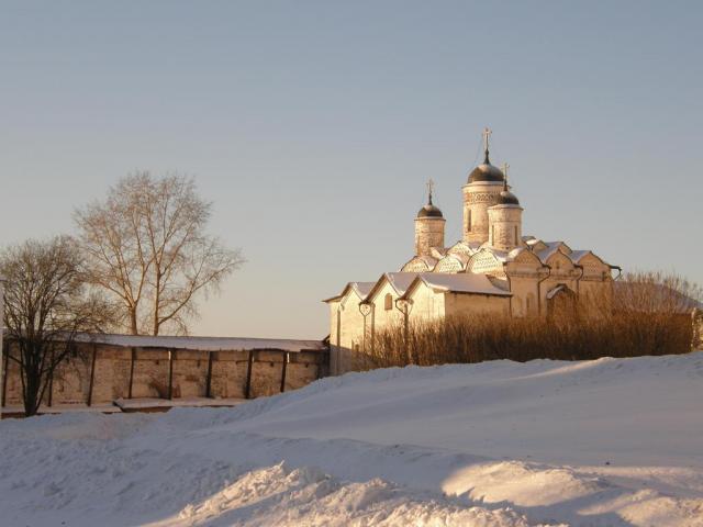 Кириллов. Кирилло-Белозерский монастырь.