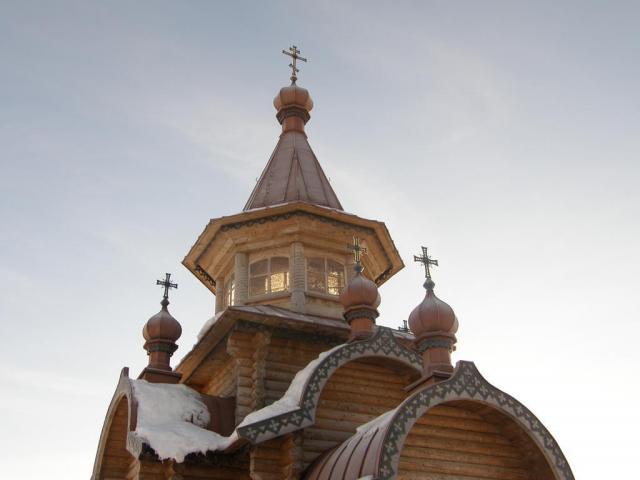 Кириллов. Часовня новомучеников кирилловских.