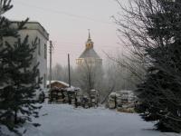 Кириллов. Вид на Кирилло-Белозерский монастырь.