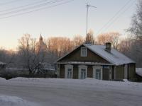 Кириллов. Дом на улице Гагарина.