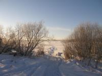 Кириллов. Озеро Сиверское.