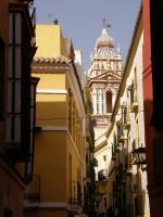 Испания, Севилья. Улочки.