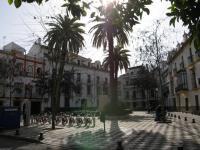 Испания, Севилья, Площадь Пилатос (Plaza Pilatos)