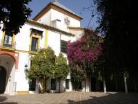 Испания, Севилья, дворец Casa de Pilatos, внутренний дворик