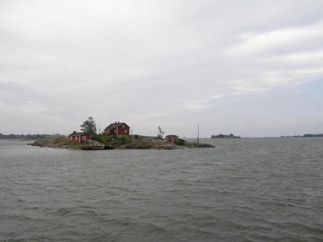 Хельсинки. На пути в крепость Свеаборг.