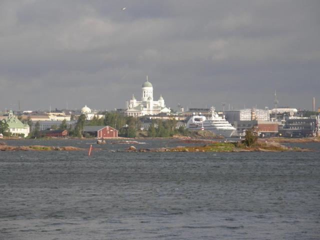 Финляндия. Хельсинки.