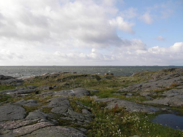 Финляндия. Крепость Свеаборг. Пейзаж №1