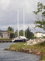 Финляндия. В крепости Свеаборг (Sveaborg).