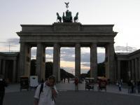Германия. Берлин. Бранденбургские ворота