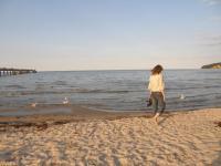 о. Рюген. Берег. Пляж