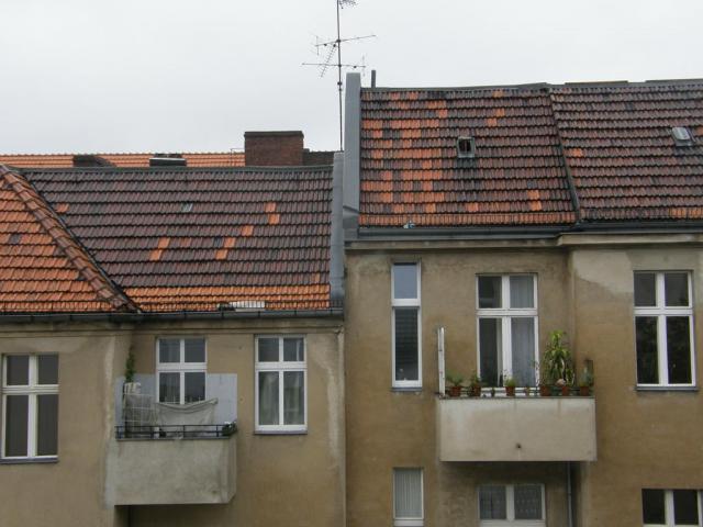 Германия. Берлинские крыши