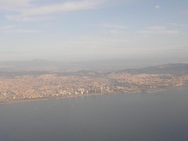 Испания-Барселона на горизонте!