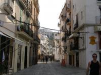 Испания, о. Ибица, г. Ибица. На улице.