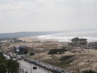 Португалия. Costa da Caparica. Вид из окна гостиницы.
