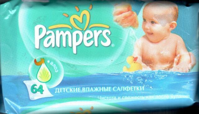 Салфетки для детей.