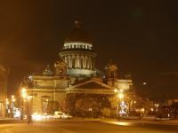 Петербург. Исаакиевский собор. Новый год 2007-2008