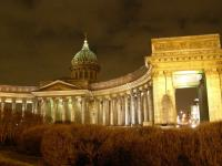 Санкт-Петербург. Казанский собор.
