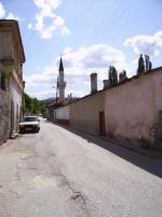 Бахчисарай. Старый город.
