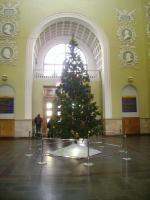 01 января. Симферополь. Вокзал.