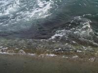 Крым. Зимнее Море.