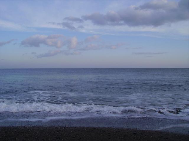 Крым. Зимнее Море-3
