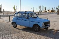 Старенький Renault