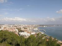 Португалия, Сетубал. Вид сверху из крепости Сан Филипе.