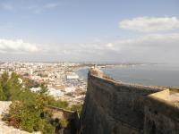 Португалия, Сетубал. Вид из крепости Сан Филипе.