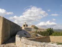 Португалия, Сетубал. В крепости Сан Филипе.