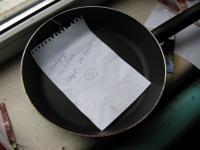 Сковородка из Простоквашино)