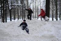 Вот кто рад зиме :)